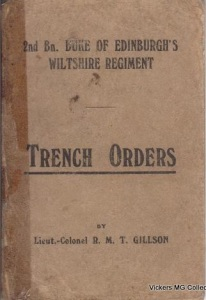 Trench Orders