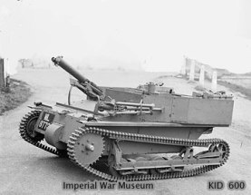 MINISTRY OF SUPPLY (KIDBROOKE) COLLECTION BRITISH ARMOURED FIGHTING VEHICLES 1918-1939 Carden-Loyd Mk VI Machine Gun Carrier.