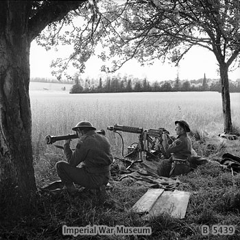 2nd Bn, Cheshire Regiment - Normandy, 1944