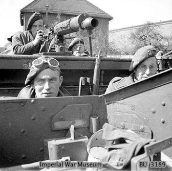 7th Bn, R.N.F. - Germany, 1945