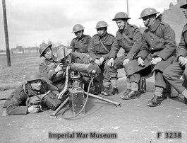 2nd Bn, Middlesex Regiment - France, 1940