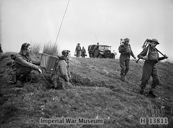 9th Bn, R.N.F. - Wales, 1941