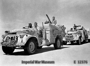 LRDG - North Africa, 1942