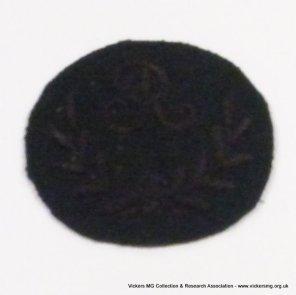 Black-on-green worn by Rifle Regiments