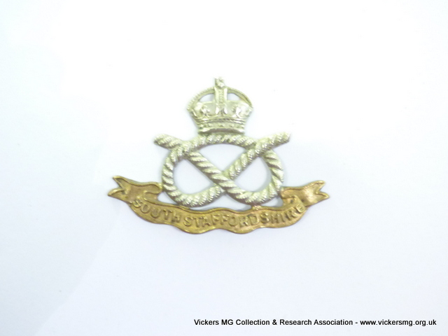 South Staffordshire Regiment